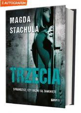 Trzecia - Magda Stachula | mała okładka