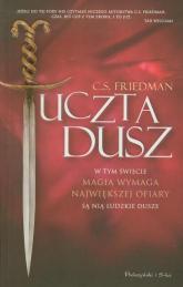 Uczta dusz - C.S. Friedman | mała okładka