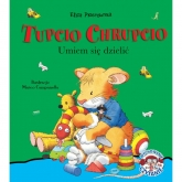 Tupcio Chrupcio. Umiem się dzielić  - Piotrowska Eliza | mała okładka