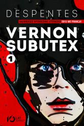 Vernon Subutex t. 1 - Virginie Despentes | mała okładka