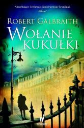 Wołanie kukułki - Robert Galbraith  (pseud. J.K. Rowling)  | mała okładka