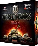 World of Tanks: Rush - gra karciana -    mała okładka