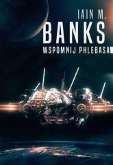 Wspomnij Phlebasa - BIain M.  Banks | mała okładka