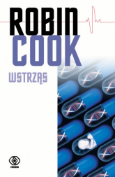 Wstrząs - Robin Cook | mała okładka