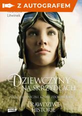 Dziewczyny na skrzydłach - autograf - Rudnicka-Litwinek Anna | mała okładka