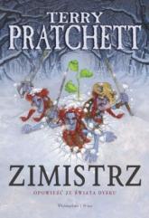 Zimistrz. Opowieść ze Świata Dysku - Terry Pratchett | mała okładka