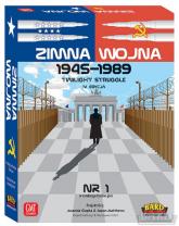 Zimna wojna 1945-1989 - gra planszowa -  | mała okładka