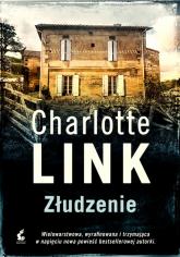 Złudzenie - Charlotte Link | mała okładka