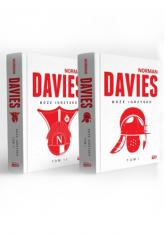 Boże Igrzysko - dwa tomy - pakiet - Norman Davies | mała okładka