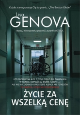 Życie za wszelką cenę - Lisa Genova | mała okładka