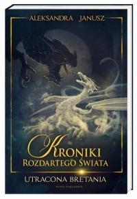 Utracona Bretania - Aleksandra Janusz | mała okładka