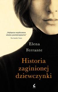 Historia zaginionej dziewczynki - Elena Ferrante | mała okładka