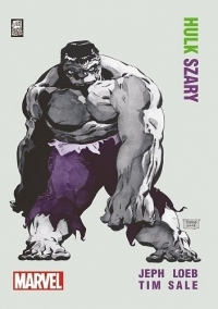 Hulk Szary - Jeph Loeb, Tim Sale   mała okładka