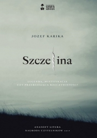 Szczelina - Jozef Karika   mała okładka