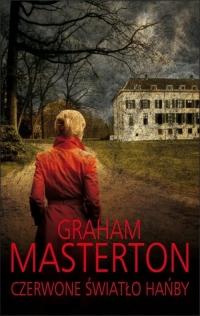 Czerwone światło hańby - Graham Masterton | mała okładka