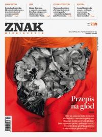 ZNAK 739 12/2016: Przepis na głód -  | mała okładka