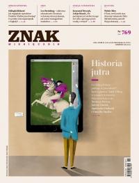 ZNAK 769 6/2019: Historia jutra  -  | mała okładka
