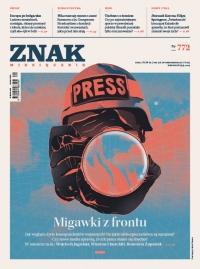 ZNAK 772 9/2019: Migawki z frontu -  | mała okładka