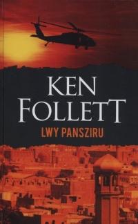 Lwy Pansziru - Ken Follett   mała okładka