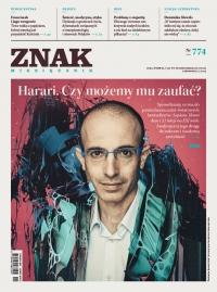 ZNAK 774 11/2019: Harari. Czy możemy mu zaufać?  -  | mała okładka