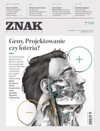 ZNAK 749 10/2017: Geny. Projektowanie czy loteria? -  | mała okładka
