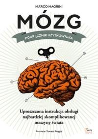 Mózg Podręcznik użytkownika - Marco Magrini   mała okładka