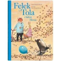 Felek i Tola i balon Henia - Vanden Heede Sylvia   mała okładka