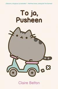 To ja, Pusheen  - Belton Claire | mała okładka