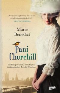 Pani Churchill - Benedict Marie | mała okładka