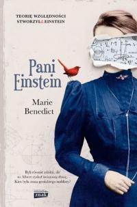 Pani Einstein - Marie Benedict | mała okładka