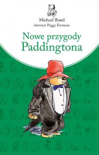 Nowe przygody Paddingtona - Michael Bond | mała okładka