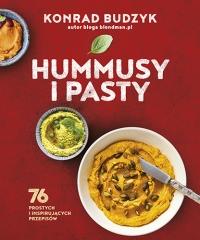 Hummusy i pasty - Budzyk Konrad | mała okładka