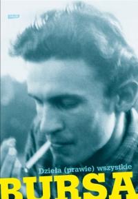 Dzieła (prawie) wszystkie - Andrzej Bursa  | mała okładka