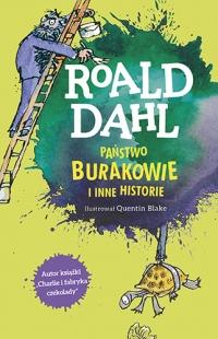 Państwo Burakowie i inne historie - Roald Dahl | mała okładka