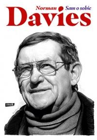 Norman Davies. Sam o sobie - Norman Davies | mała okładka