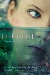 Delirium - Lauren  Oliver    mała okładka