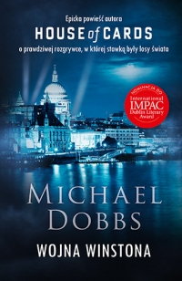 Wojna Winstona - Michael Dobbs   mała okładka