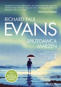 Sprzedawca marzeń - Richard Paul Evans | mała okładka