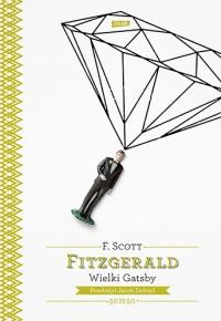 Wielki Gatsby - Francis Scott  Fitzgerald  | mała okładka
