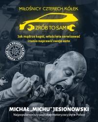 Miłośnicy 4 kółek - Michał Jesionowski  | mała okładka
