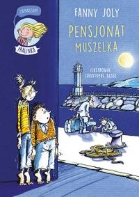 Pensjonat Muszelka - Fanny Joly | mała okładka