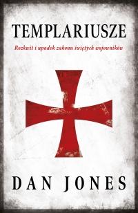 Templariusze - Dan Jones  | mała okładka