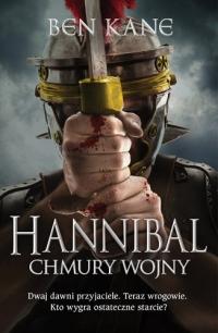 Hannibal. Chmury wojny - Ben Kane | mała okładka