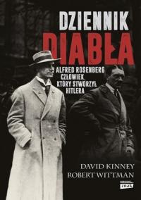 Dziennik diabła - David Kinney, Robert Wittman | mała okładka