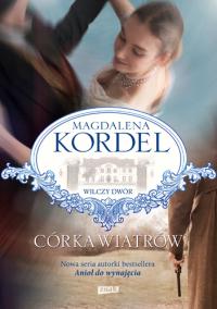 Córka wiatrów - Magdalena Kordel | mała okładka