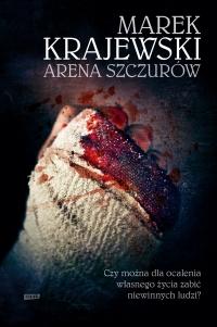 Arena szczurów - Marek Krajewski | mała okładka