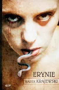 Erynie - Marek Krajewski  | mała okładka