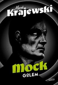 Mock. Golem - Marek Krajewski | mała okładka