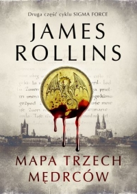 Mapa trzech mędrców - James Rollins   mała okładka