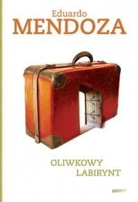 Oliwkowy labirynt  - Eduardo Mendoza  | mała okładka